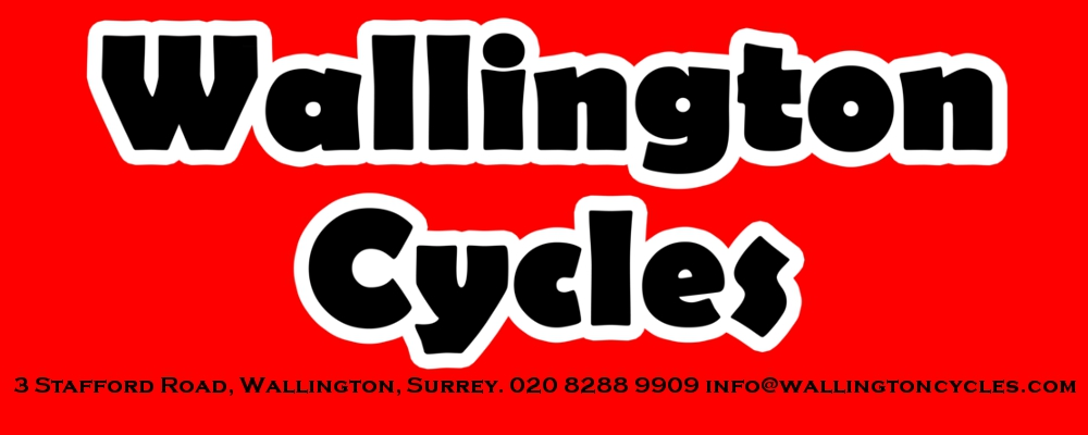 wallington cycles banner